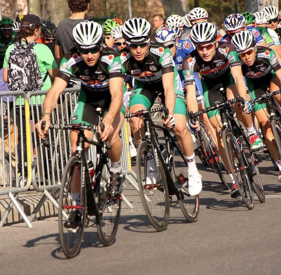 Aix peloton Ronde