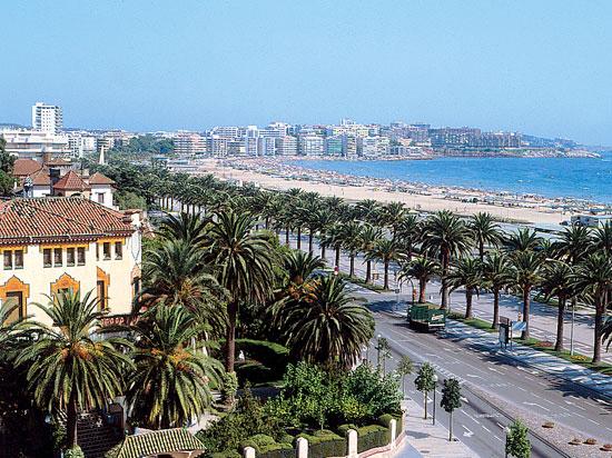 Hotel Autour De Barcelone
