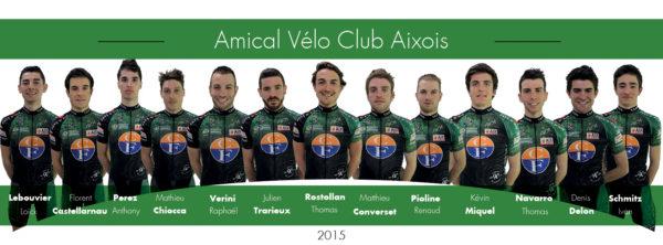 Equipe DN1 2015 2