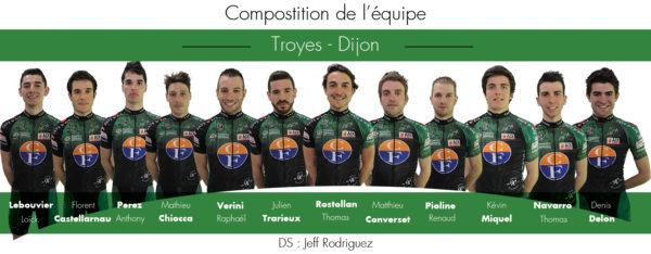 Troyes Dijon