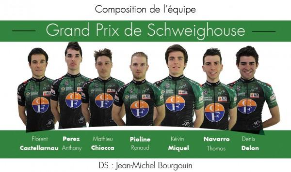 Grand Prix des Vallons de Schweighouse-sur-Moder