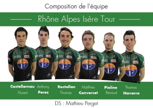 Rhone Alpes Isère Tour