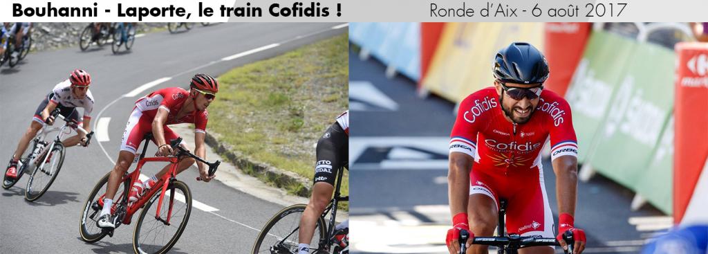 Annonce coureurs Cofidis