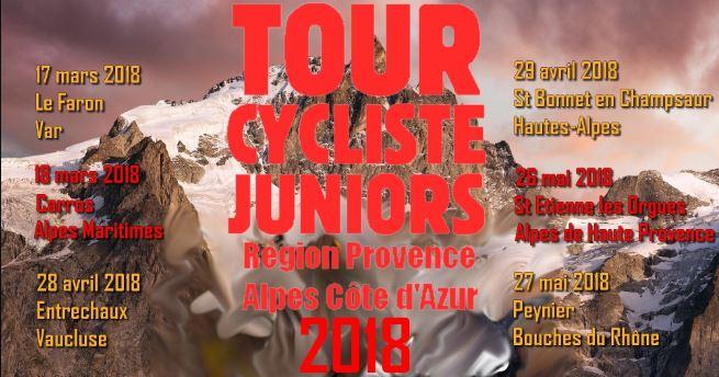 Tour PACA le 27 Mai à Peynier