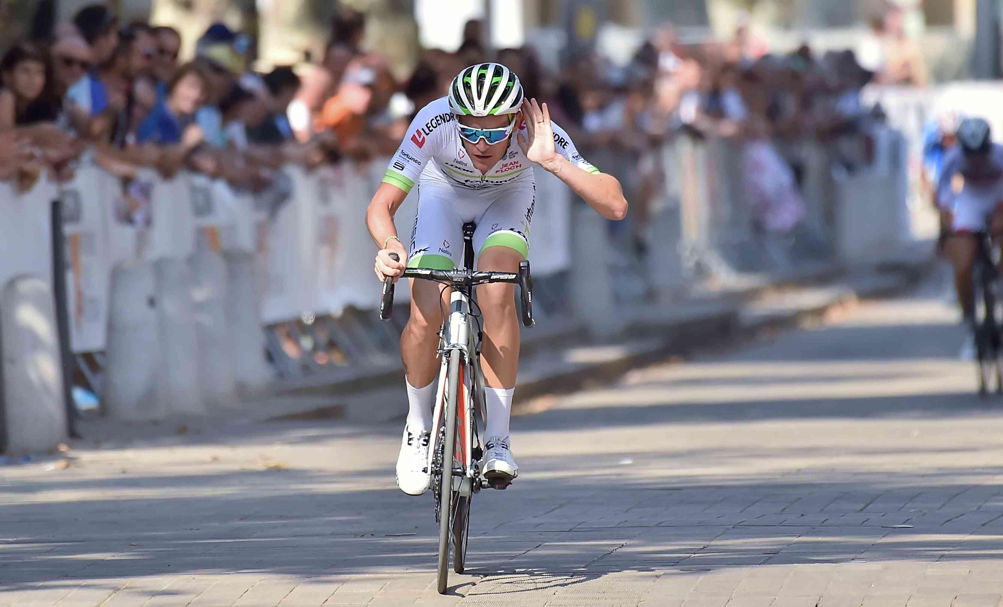 Ronde d'Aix le dimanche 5 août