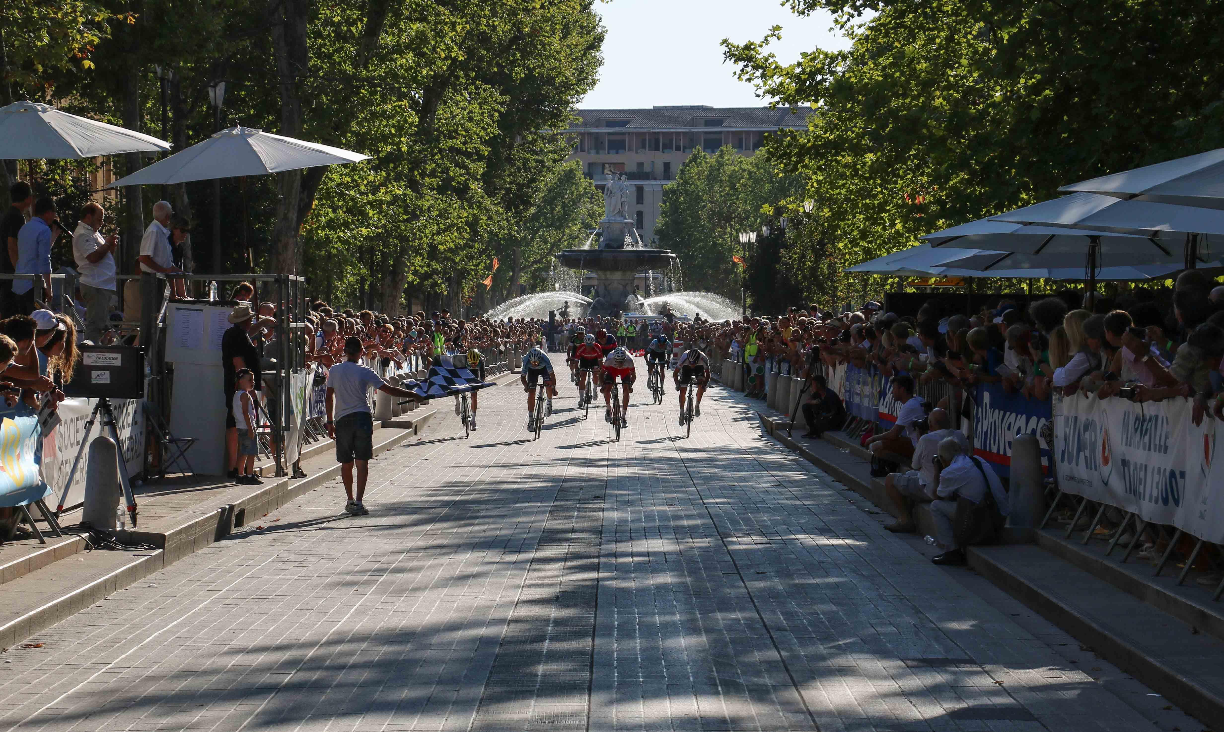 Ronde d'Aix : Le show Alaphilippe !
