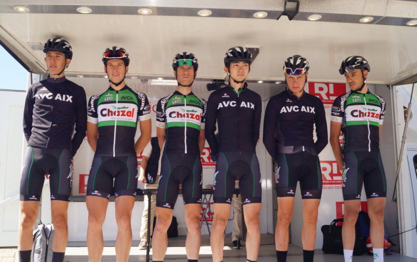 Tour de Moselle  : L'AVC Aix finit fort !