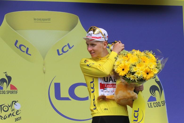 Pogačar, star de la Ronde 2021